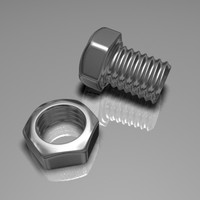 free max mode nut bolt