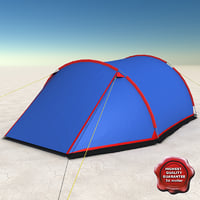 camping tent 3ds