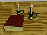 free max model candle