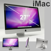imac monitor 3d 3ds