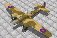 max martin maryland bomber