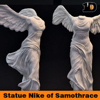 Statue Nike of Samothrace