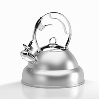 3d teapot 04 model