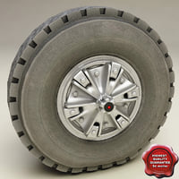 Truck wheel V2