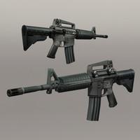 3d m4 rifle