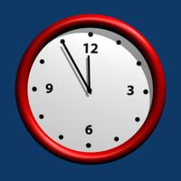 3d wall clock model