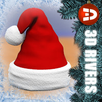 Santa hat by 3DRivers