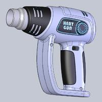 3d heat gun