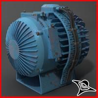 cooler 3d model