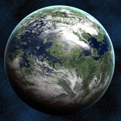 super-earth planet - photo #13