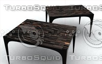 3ds max veneer table design elegant