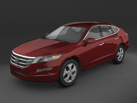 honda accord crosstour 3ds