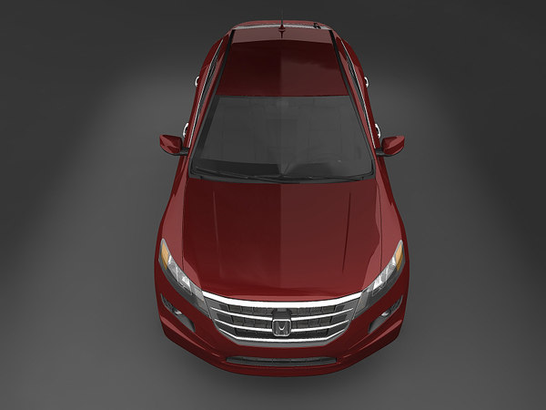 honda accord crosstour 3ds - 2010 Honda Accord Crosstour... by 3dKen