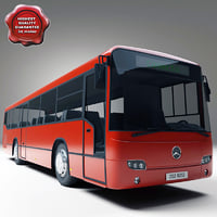 Bus Mercedes Benz Conecto G