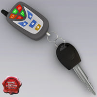 Car Key and Remote V1