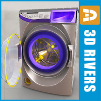 Dyson washing machine by 3DRivers