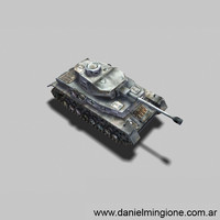 german tank 3ds