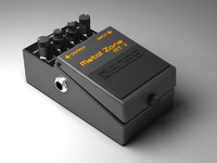Boss Metal Zone MT-2 guitar effect