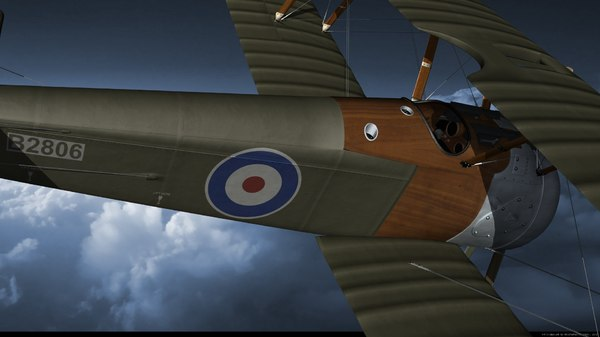 lwo sopwith camel ww1 - Sopwith Camel WW1 bye plane.rar... by Captkirk108