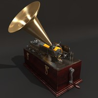 maya edisons phonograph