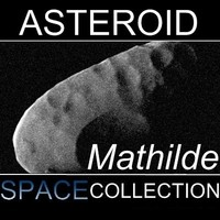 Asteroid Mathilde
