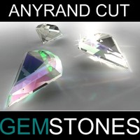 Anyrand Cut Gem