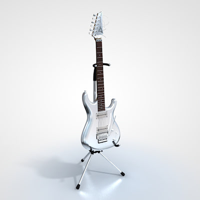 Searched 3d Models For Ibanez Talman