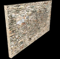wall bump classic 3d model