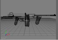 tommy gun 3d 3ds