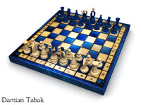 max chess board