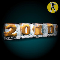 Ice cubes 2010