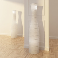 3d model ikea storm floor lamp