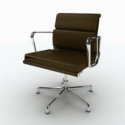 Eames Softpad Executive Chair