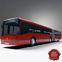 Articulated Bus Mercedes Benz Conecto G
