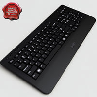 dell keyboard 3ds