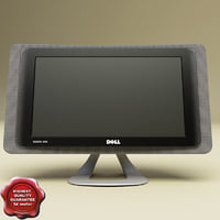 dell studio touchscreen pc 3d 3ds