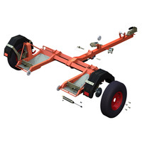 rac vehicle recovery trailer obj