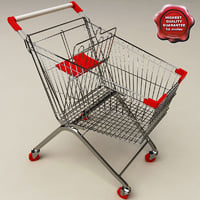 Supermarket Trolley