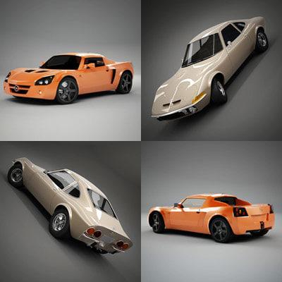 Speedster & GT 73