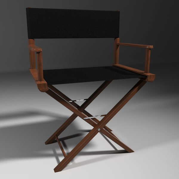 stl finder 3d models for chair director silla de director On sillas de director baratas
