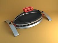 maya electric grill