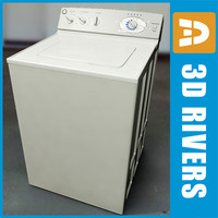 GE top load Washer by 3DRivers