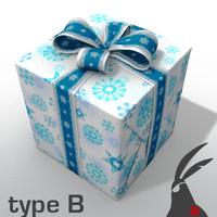 giftbox type B