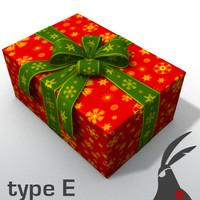 x gift box types
