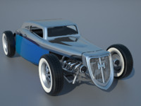 Hot Rod inspired by Chevrolet E85