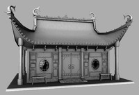 maya old chinese house