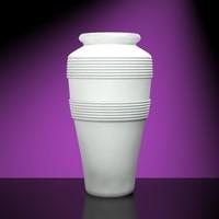 maya vase scale -