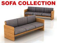 maya sofa rendering