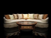 Neo-Classical sofa