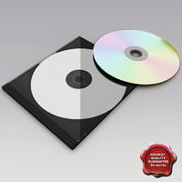 cd modelled 3d lwo